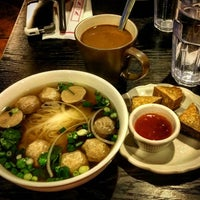 Photo taken at Pho All Day Vietnamese Cuisine by Sean G. on 11/23/2015