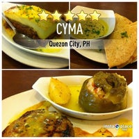 Photo taken at Cyma by Carlos P. on 4/9/2013