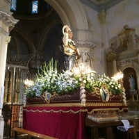 Photo taken at Parroquia de San Vicente Ferrer by Jesús S. on 4/27/2014