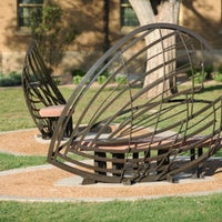 Photo taken at TTU - Horn-Knapp Complex by Texas Tech University System Public Art P. on 5/14/2015
