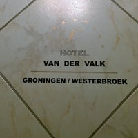 Photo taken at Van Der Valk Hotel Westerbroek by Remco J. on 12/25/2015