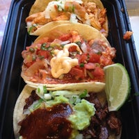 Photo taken at Toloache Taqueria by Chris on 12/4/2012