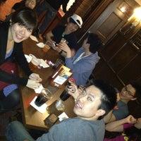 Photo taken at BU Pub by David L. on 4/5/2013