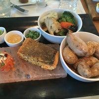 Photo taken at Mövenpick Restaurant by Jamie C. on 6/5/2016