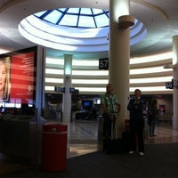 Photo taken at Gate 57 by Didier T. on 9/29/2013