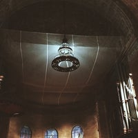 Photo taken at St. Paul's Chapel - Columbia University by Curtis A. on 4/22/2014