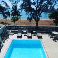 Photo taken at Lagos Copa Hotel Rio de Janeiro by Cassio M. on 9/1/2015