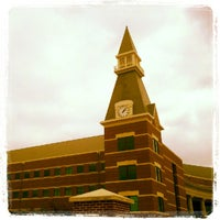 Photo taken at Baylor Sciences Building by Julia Y. on 9/17/2012