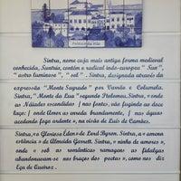 Photo taken at Marisqueira Sintra by Leonardo L. on 5/8/2013