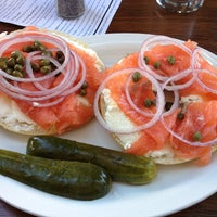 Photo taken at Wise Sons Jewish Delicatessen by Amanda L. on 1/1/2013