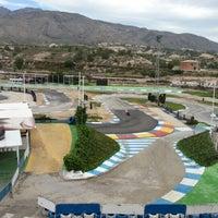 Photo taken at Karting by Alberto G. on 11/4/2012