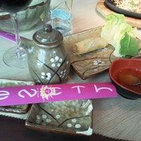 Photo taken at Zenith - Asian fancy food by Patri on 2/23/2013