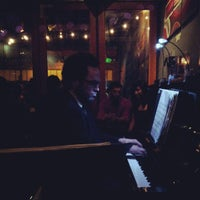 Photo taken at Revolution Cafe by Charith P. on 1/29/2013