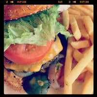 Photo taken at BGR - The Burger Joint by Darin L. on 2/19/2013