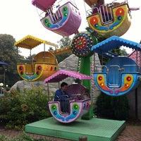 Photo taken at Amusementspark Tivoli by Anneloes H. on 9/22/2013