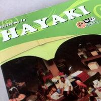 Photo taken at Hayaki Kopitiam by Faizul O. on 3/22/2013