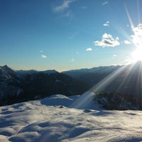 Photo taken at Monte Spinale by Andrea C. on 2/1/2015