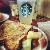 Photo taken at Starbucks Coffee by Marco M. on 10/28/2012