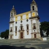 Photo taken at Igreja de Nossa Senhora do Carmo by Vitor F. on 10/16/2012