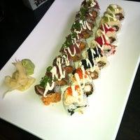 Photo taken at Sushi Damo by Samantha E. on 1/13/2013
