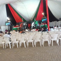 Photo taken at Nairobi Chapel by Jesse K. on 2/3/2013