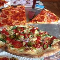 Photo taken at Pizzeria Luigi by Veronica C. on 5/4/2013