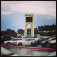 Photo taken at Serramonte Shopping Center by Shawn L. on 12/23/2012