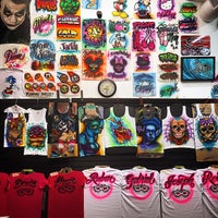 Photo taken at Airbrush Nation by Erbey V. on 6/18/2015