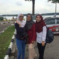 Photo taken at Berjaya Waterfront Ferry Terminal by Halimatuh a. on 7/20/2016