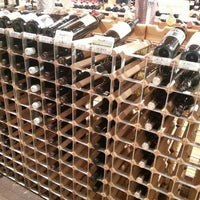 Photo taken at Chelsea Wine Vault by Fluorescent I. on 5/24/2013