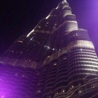 Photo taken at Armani Hotel Dubai by Naif M. on 12/29/2012