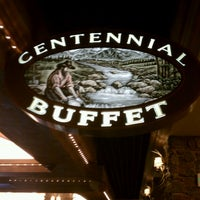 Photo taken at Centennial Buffet by Robert E. on 5/22/2013
