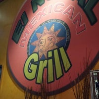Photo taken at El Nopal Mexican Grill by Robert E. on 1/8/2014