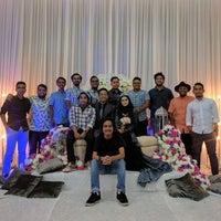 Photo taken at Dewan Jubli Perak by Shamir S. on 12/24/2016