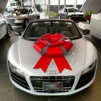 Photo taken at Audi Wilsonville by Scott M. on 12/10/2012