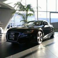 Photo taken at Audi Wilsonville by Scott M. on 11/14/2012