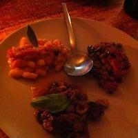 Photo taken at Piccola Cucina Italiana by Eva J. on 10/27/2012