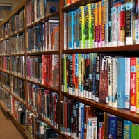 Photo taken at Redwood City Main Library by Timur I. on 8/2/2014