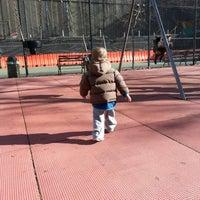 Photo taken at Augustus Saint-Gaudens Playground by Gary P. on 3/3/2013
