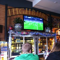 Photo taken at Highbury by Mark R. on 2/13/2013