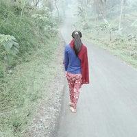 Photo taken at kaki gunung manglayang 2 cilengkrang by Diijov A. on 8/9/2013