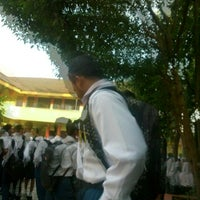 Photo taken at SMP Pertiwi Medan by Fachrul A. on 12/9/2013