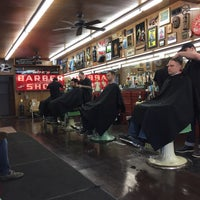 Photo taken at Joe's Barbershop Chicago by Michael C. on 4/21/2016
