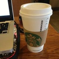 Photo taken at Starbucks by Renae C. on 1/17/2013