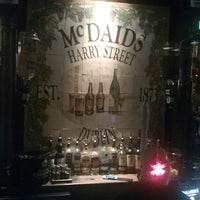 Photo taken at McDaid's by Darren H. on 4/11/2013