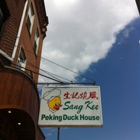 Photo taken at Sang Kee Peking Duck House by Paul B. on 5/12/2013