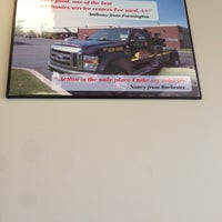Photo taken at Action Rochester Automotive Service And Towing by Jamie V. on 7/29/2013
