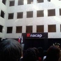 Photo taken at Universidad Tecnológica de Chile INACAP by Camila C. on 11/17/2012