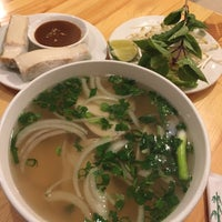 Photo taken at Pho PCH by Pfunk R. on 10/2/2016