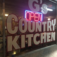 Photo taken at G's Country Kitchen by P G. on 1/14/2016